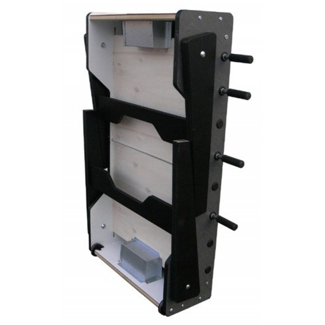 VC0340: Voetbaltafel Roberto Flexy (inklapbaar) Gratis levering in doos! #3