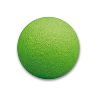 tafelvoetbal bal kurk 35mm 13gr groen