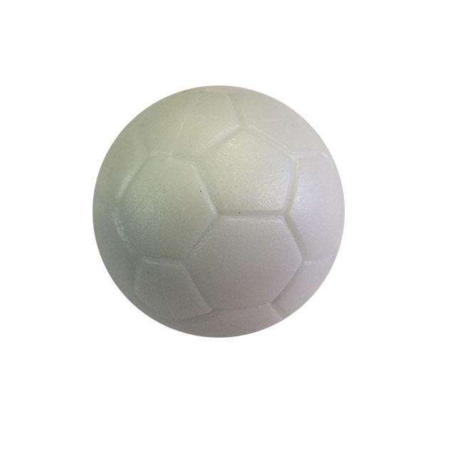 VC0513: set van 10 tafelvoetballetjes wit profiel 36mm 24gram #1