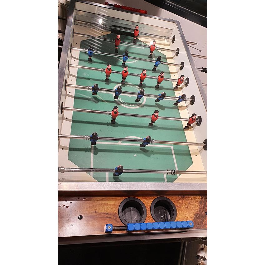 VO0142: Occasion voetbaltafel Garlando Coperto de luxe #4